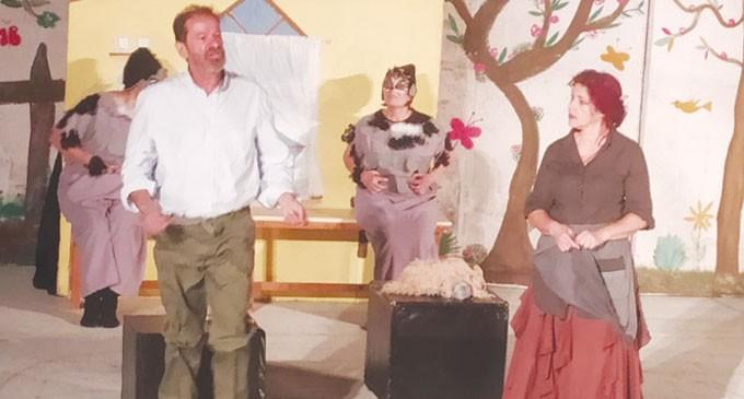 Το «Αστερόπαιδο» του Όσκαρ Ουάιλντ στο Πνευματικό Κέντρο Κορυδαλλού
