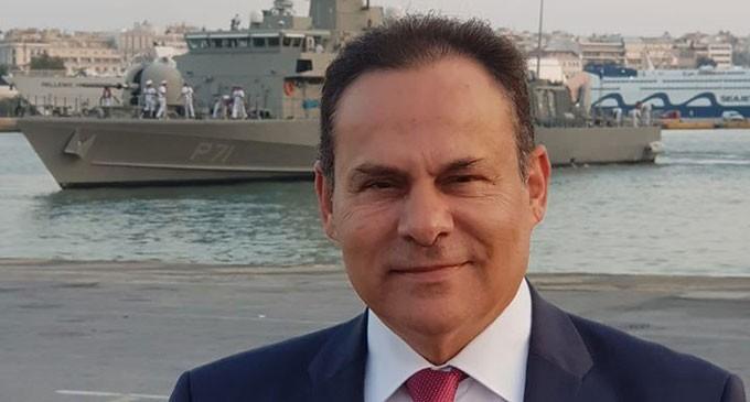 Νικόλαος Μανωλάκος – Βουλευτής Α' Πειραιά και Νήσων: «Το μυαλό της Τουρκίας είναι στην Ανατολική Μεσόγειο-Προσπαθεί να μας λυγίσει με το μεταναστευτικό» (βίντεο)