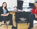 Νόνη Δούνια και Σταυρούλα Αντωνάκου: Ποια θέματα της πόλης συζήτησαν