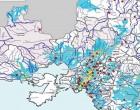 «ΚΑΜΠΑΝAΚΙ» για πιθανές πλημμύρες σε 9 περιοχές της Αττικής