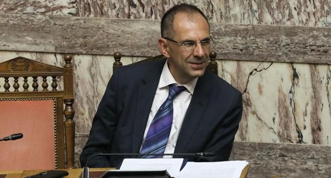 Διαψεύδονται τα σενάρια για τον Γιώργο Γεραπετρίτη και την εκλογική του κάθοδο στον Πειραιά