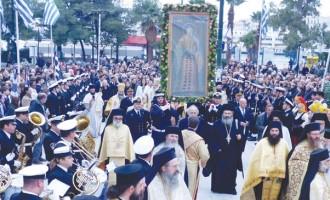 Εορτή Αγίου Σπυρίδωνος