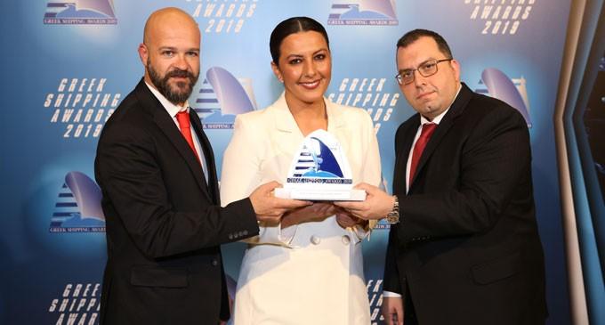 Βράβευση Δήμου Πειραιά στα Lloyd's List Greek Shipping Awards 2019