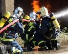 Φωτιά σε ξενοδοχείο στη Συγγρού! Ισχυρές δυνάμεις της Πυροσβεστικής επί τόπου (ΦΩΤΟ)