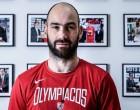 Σπανούλης: «Απόλυτα συνειδητή η απόφαση να πάω στον Ολυμπιακό»
