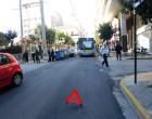 ΑΠΟΚΛΕΙΣΤΙΚΟ: Τροχαίο ατύχημα στην Τσαμαδού -Λεωφορείο χτύπησε πεζό -Συνελήφθη ο οδηγός, μπλόκαρε όλος ο Πειραιάς (φωτο)