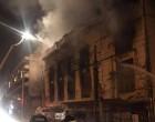 Δυστυχώς, ένα μικρό παιδί έχασε την ζωή του στο κτίριο Ομηρίδου Σκυλίτση και Δεληγιώργη