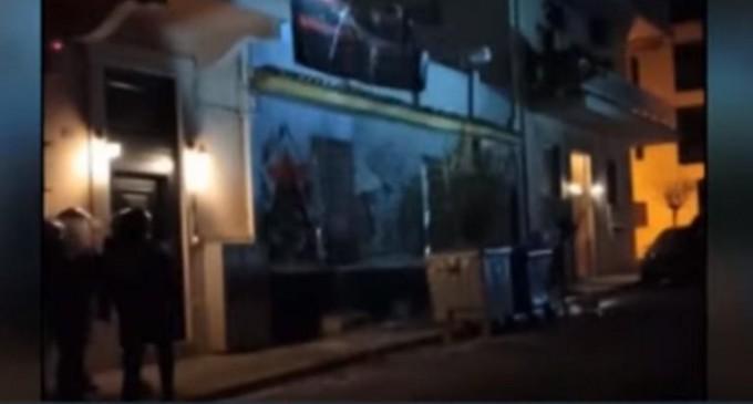 """Κουκάκι: """"Φύγετε ρε μ@@κες""""! Νέα βίντεο με τους μπαχαλάκηδες!"""