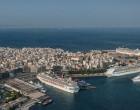 Σε ισχύ απαγορευτικό απόπλου από τον Πειραιά – Μικρή εξασθένηση από το μεσημέρι