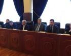 Σύσκεψη στο Δημαρχείο του Πειραιά με θέμα την καλύτερη ασφάλεια της πόλης και την αντιμετώπιση του παραεμπορίου