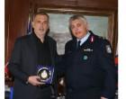 Συνάντηση Δημάρχου Πειραιά με τον νέο Διευθυντή της Αστυνομικής Διεύθυνσης
