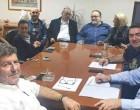Οι Επιτροπές Παιδείας, Αθλητισμού και Πολιτισμού της ΣΥΜΜΑΧΙΑΣ για το Αιγάλεω με τον Γιάννη Γκίκα