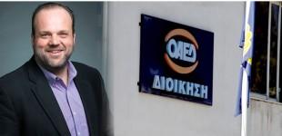 Σπύρος Πρωτοψάλτης – Διοικητής ΟΑΕΔ: Συμπράξεις με την τοπική αυτοδιοίκηση για να βρουν δουλειά οι άνεργοι
