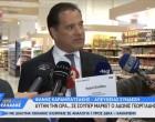 Σε σούπερ μάρκετ ο Άδωνις Γεωργιάδης μιλά για τα νέα μέτρα του κορωνοϊού: «Όλα τα ράφια είναι ακόμα γεμάτα- Κανένας λόγος πανικού» (βίντεο)