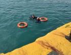 ΑΠΟΚΛΕΙΣΤΙΚΟ: Αστυνομικοί της Ομάδας ΔΙΑΣ Πειραιά έσωσαν ταξιτζή που πήγε να αυτοκτονήσει στο λιμάνι του Πειραιά (φωτο-βίντεο)