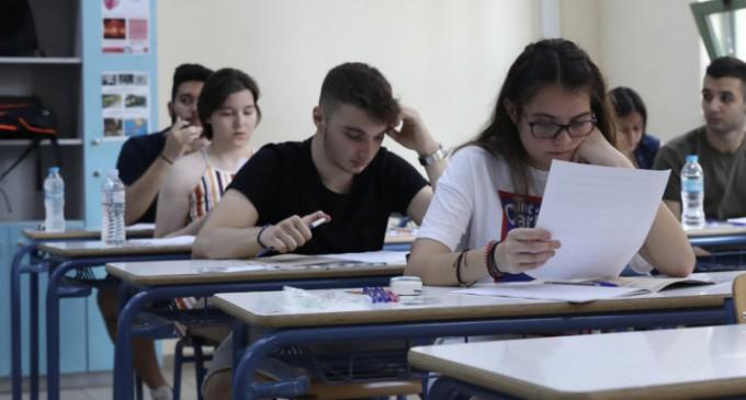 Πανελλαδικές Εξετάσεις: Ξεκινούν οι υποβολές δηλώσεων των μαθητών