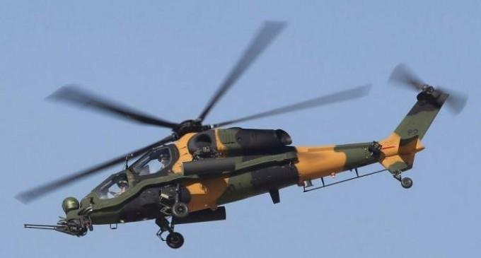 Έβρος: Ελικόπτερο της τουρκικής αστυνομίας πέταξε πάνω από τις Καστανιές (βίντεο)