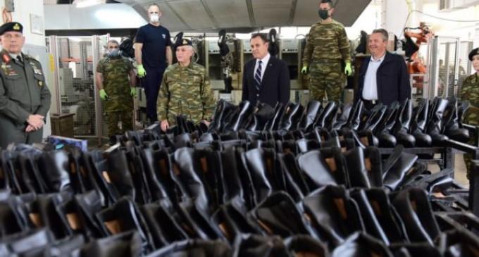 Κανένα σενάριο εμπλοκής του στρατού στον πόλεμο κατά του κοροναϊού