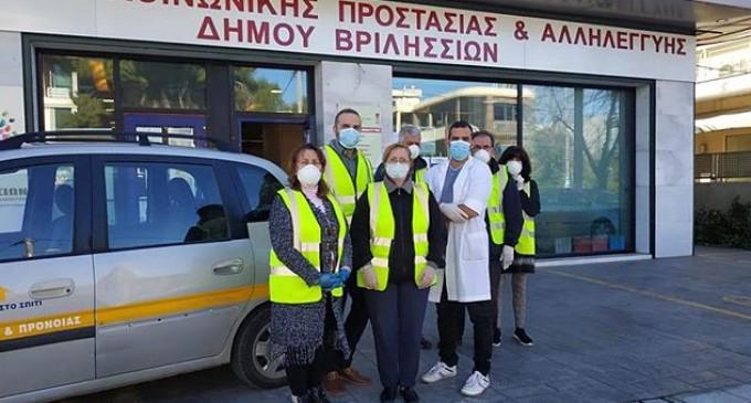 Οι δήμοι της Αθήνας στο πλευρό των πολιτών