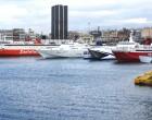 Αυξάνονται οι έλεγχοι στα λιμάνια της χώρας
