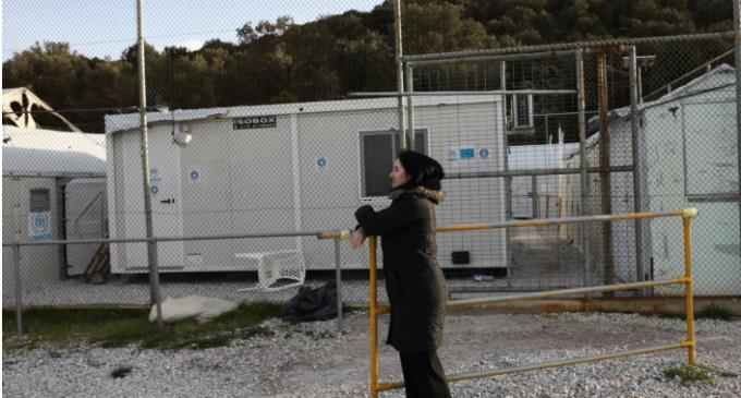 Λέσβος – Μεταναστευτικό: Επαναλειτουργεί η δομή στη Σκάλα Συκαμιάς ως χώρος καραντίνας