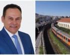 Νίκος Μανωλάκος: Σε υπόγεια τροχιά ο ηλεκτρικός σιδηρόδρομος στον Πειραιά-Ένταξη στο ΕΣΠΑ-Ανάσα επιτέλους για την πόλη!