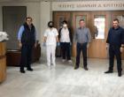 Προσφορά υγειονομικού υλικού στο Γηροκομείο Πειραιώς από τον Βουλευτή Κώστα Κατσαφάδο