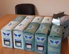 Το Υπουργείο Εσωτερικών και η ΕΕΤΑΑ προσέφεραν 1000 μάσκες για το πρόγραμμα «Βοήθεια στο σπίτι»