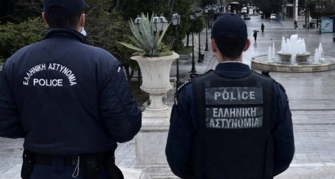 Κορωνοϊός: Θετικός στον ιό αστυνομικός στο Χαλάνδρι – Σε καραντίνα 15 συνάδελφοί του