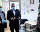 Επίσκεψη Γ. Πατούλη στις δομές αστέγων Νίκαιας και Πειραιά
