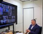 Τηλεδιάσκεψη του Περιφερειάρχη Αττικής Γ. Πατούλη με Δημάρχους της Αττικής-Στο επίκεντρο θέματα πολιτικής προστασίας αλλά και λειτουργικά ζητήματα των Δήμων