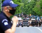 Ένταση στη Ν. Σμύρνη Λάρισας: Άναψαν φωτιές, έκλεισε δρόμος – Επίθεση Ρομά σε αυτοκίνητο που μετέφερε τον Περιφερειάρχη
