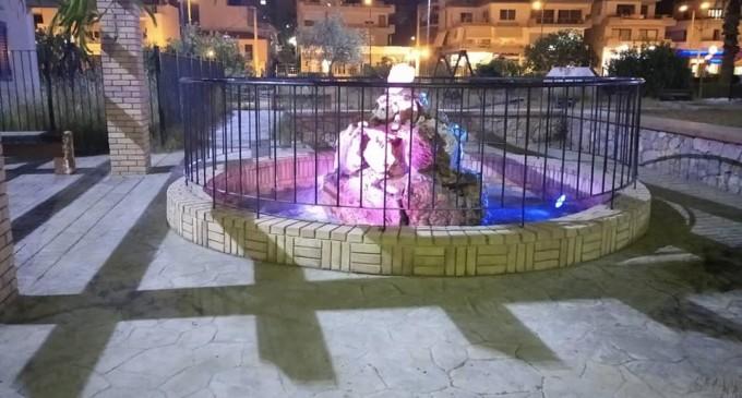 Επαναλειτουργία σιντριβανιών στη Σαλαμίνα