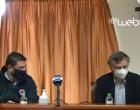 Τσιόδρας – Χαρδαλιάς από την έκτακτη επίσκεψη στην Ξάνθη: Δύσκολα τα επόμενα 24ωρα