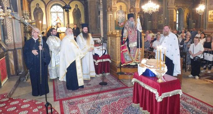 Εορτή Αγίου Λουκά του ιατρού Κριμαίας