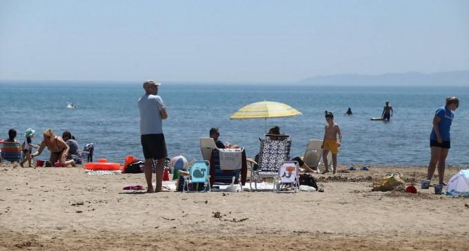 Έρχεται μίνι καύσωνας με 38αρια από την Τρίτη – Αναμένεται θερμό καλοκαίρι