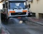 Εργασίες καθαρισμού στα Καμίνια!