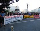 Παμπειραϊκό Συλλαλητήριο στην πλατεία Κοραή