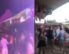 Απίστευτος συνωστισμός σε bar restaurant στη Βάρκιζα
