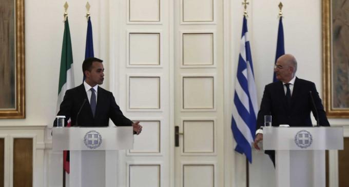 Γιατί είναι ιστορική η συμφωνία Ελλάδας – Ιταλίας για την ΑΟΖ