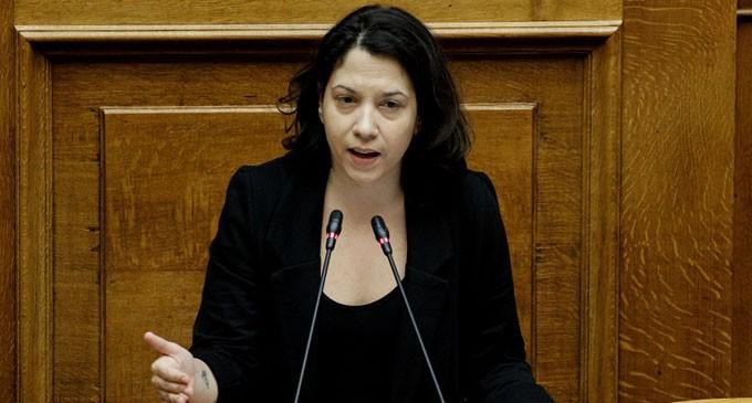 ΚΕΝΤΡΑ ΚΑΙΝΟΤΟΜΙΑΣ: Στη Βουλή το θέμα από την Φωτεινή Μπακαδήμα