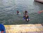 Δράση καθαρισμού βυθού και παραλίας στην Ελευσίνα