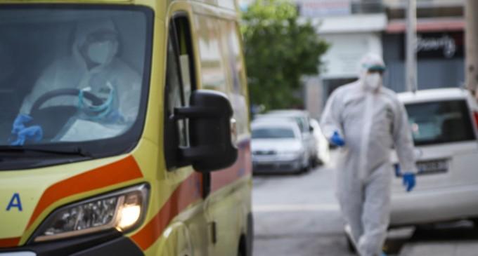 Νέα «έκρηξη» κρουσμάτων στη χώρα μας -Ανακοινώθηκαν 110 μέσα σε 24 ώρες