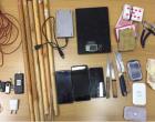 «Έφοδος» στα κελιά της «17Ν»: Βρήκαν από μαχαίρια μέχρι router!