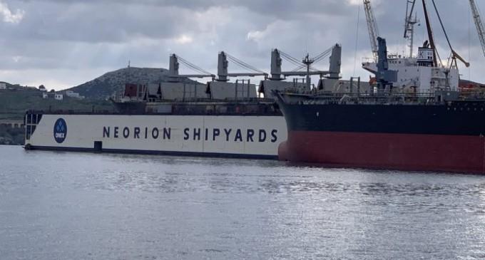 Συνεργασία της ONEX Neorion Shipyards με τα Ισραηλινα Ναυπηγεία – Συμπαραγωγή της κορβέτας Θεμιστοκλής