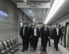 Σε πλήρη λειτουργία από σήμερα οι σταθμοί του Μετρό «Αγία Βαρβάρα», «Κορυδαλλός» και Νίκαια»