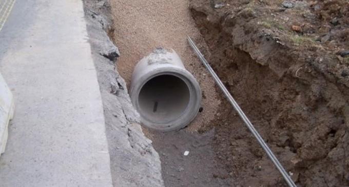 Δημοπρατήθηκε το έργο κατασκευής δικτύου αποχέτευσης ομβρίων υδάτων στο Δήμο Περάματος
