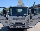 Παραλαβή υπερσύγχρονου καλαθοφόρου οχήματος από τον Δήμο Μοσχάτου- Ταύρου