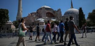 Η Αγιά Σοφιά στο επίκεντρο των υπ. Εξωτερικών της ΕΕ – Κυρώσεις επιδιώκει η Ελλάδα