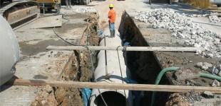Δημοπρατήθηκε το έργο αποχέτευσης ομβρίων στα όρια Κορυδαλλού και Νίκαιας